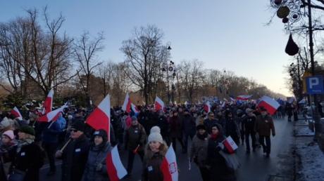 УПольщі пройшли акції протесту проти реформ правлячої партії