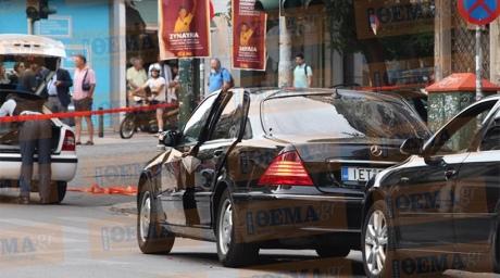 ВАфінах підірвали авто зколишнім прем'єром