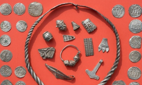 У Німеччині знайшли тисячолітній скарб вікінгів