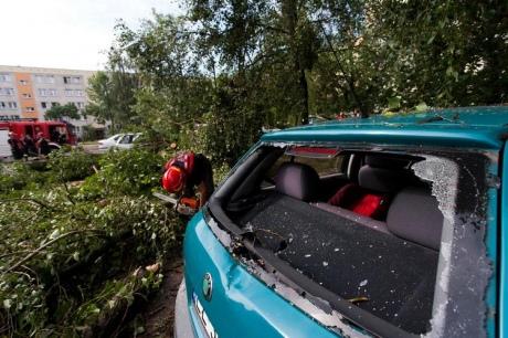Буревії уПольщі забрали життя 4 людей, близько 30 поранені