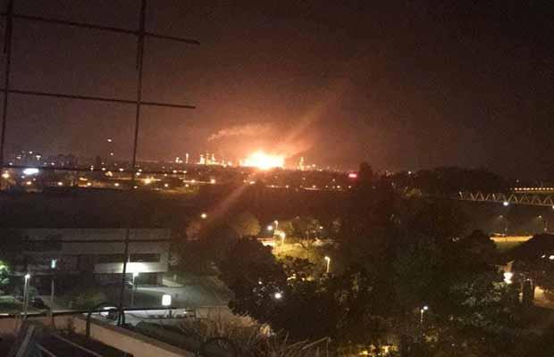 УБоснії і Герцеговині стався вибух нанафтопереробному заводі