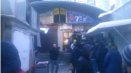Уцентрі Кишинева прогримів вибух у їдальні, постраждали десятки людей