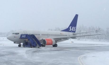 Літак «Лондон— Стокгольм» екстрено сів через загрозу вибуху