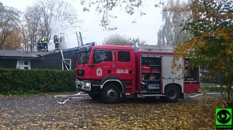В Польщі сталася пожежа на виборчій дільниці - фото 1